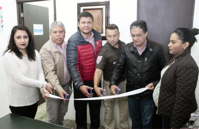 INAUGURAN OFICINA DE APOYO Y PROTECCIÓN AL MIGRANTE EN HUAUCHINANGO